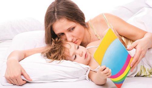 ¿Cuándo se empieza a leer cuentos a los niños?