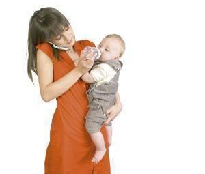Maternidad y cansancio excesivo