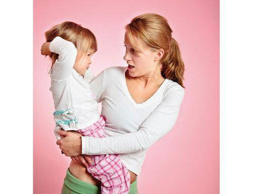 ¿por qué se portan peor con las madres?