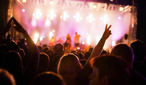 ¿puede una embarazada ir a un concierto?