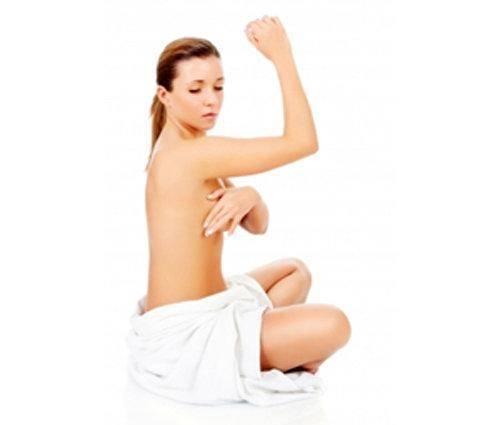 El cuidado del pecho tras el parto y la lactancia