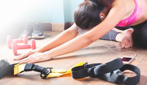 Quais exercícios podem ser feitos após uma cesariana?