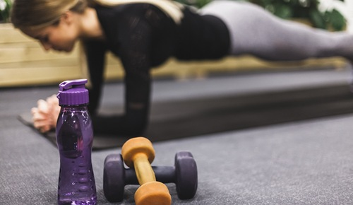 ¿cuándo empezar con el gimnasio después de una cesárea?