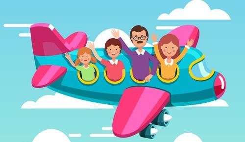 ¿hasta qué edad no pagan los niños en el avión?