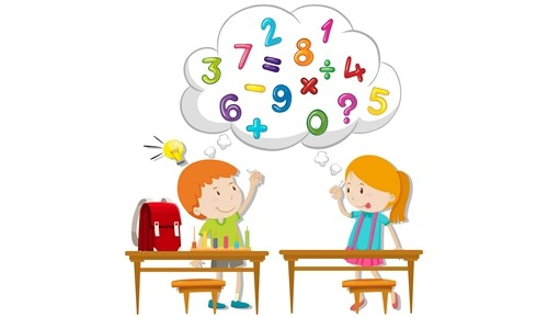 Cómo enseñar números pares e impares