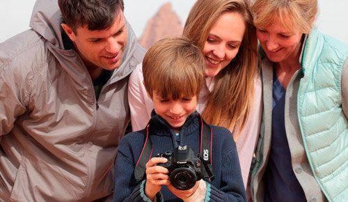 ¿Cómo puedes introducir a tu hijo en la fotografía?