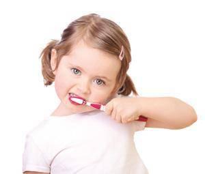 Revisiones en el dentista para niños