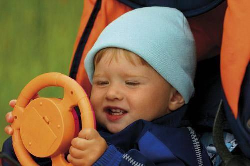 El sistema de escudo en las sillas de coche: a debate