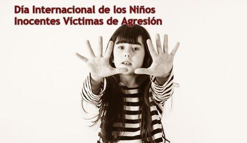 4 de junio, día internacional de los niños inocentes víctimas de agresión