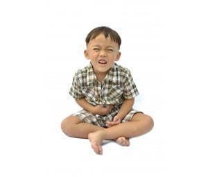 Síntomas de la apendicitis en niños