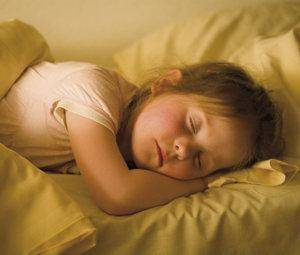 Hipersomnia en niños
