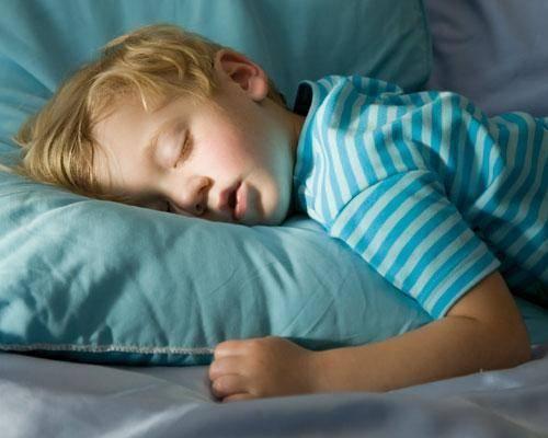 Signos de alarma en el sueño del niño