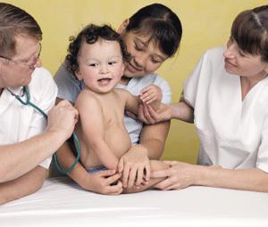 Niños con enfermedades de adultos