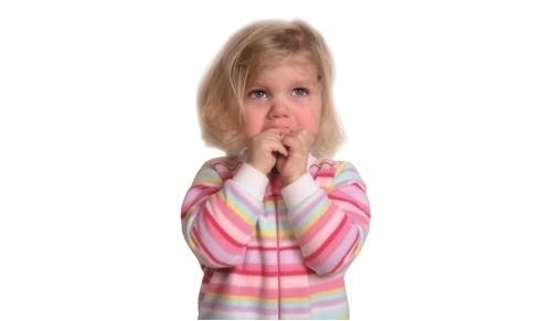 ¿por qué gritar a un bebé o a un niño es malo?