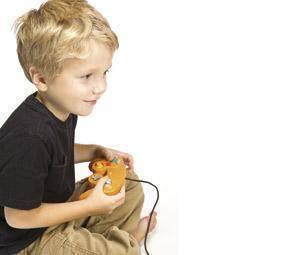 Problemas visuales en niños por los videojuegos