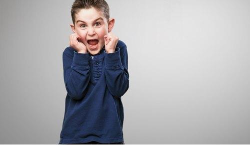 ¿A qué edad empiezan los miedos en los niños?