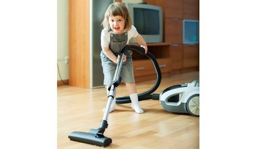 Cómo hacer una tabla de tareas en el hogar por edades