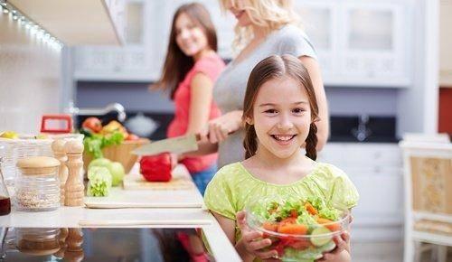 Alimentos para la anemia en niños