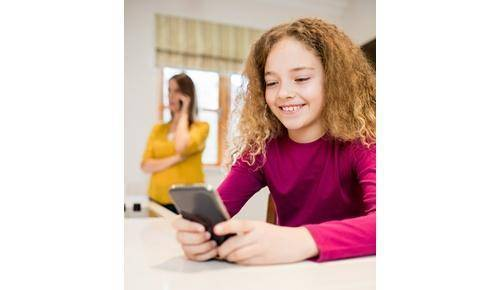 Los niños y las redes sociales