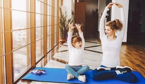 ¿A partir de qué edad los niños pueden hacer yoga?