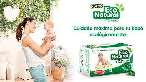 Pañales ecológicos y sostenibles con huggies®
