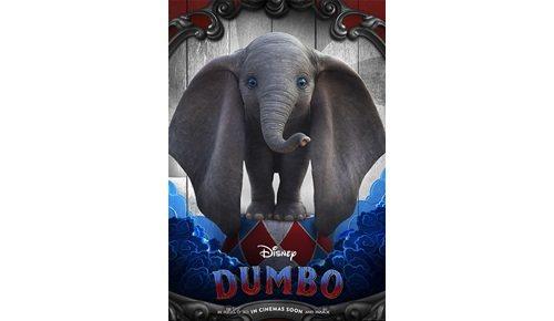 La nueva peli de Dumbo llega a los cines en marzo