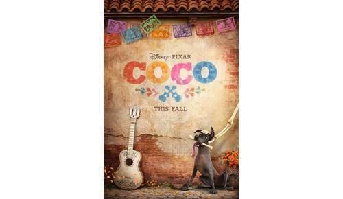 Llega el trailer de coco