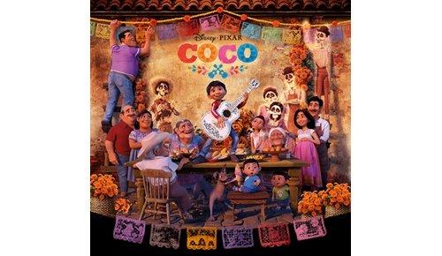 ¡Llega COCO a los cines!