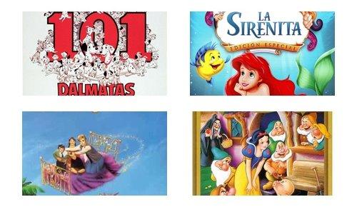 Películas infantiles para niños, bebés y toda la familia