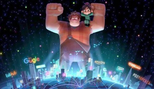 Ralph rompe internet llega al cine en 2018