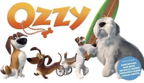 Ozzy, aquí hay perro encerrado
