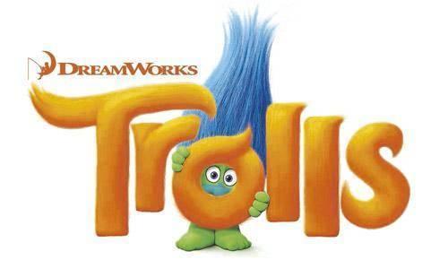 ¡los coloridos trolls llegan al cine!