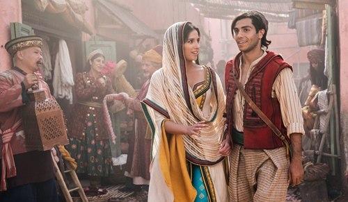 Aladdin llega a los cines el 24 de mayo