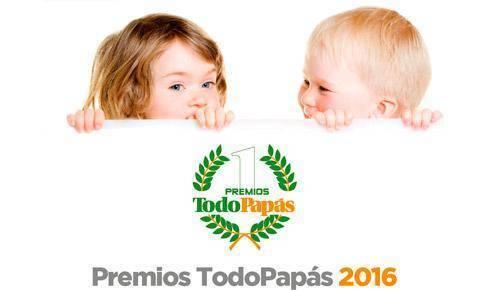 Fin de los premios todopapás 2016 ¿quieres saber los ganadores?