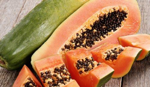 ¿a qué edad puede comer un bebé papaya?