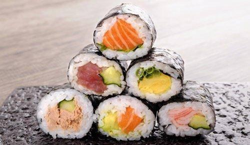 ¿Puede una embarazada comer sushi?