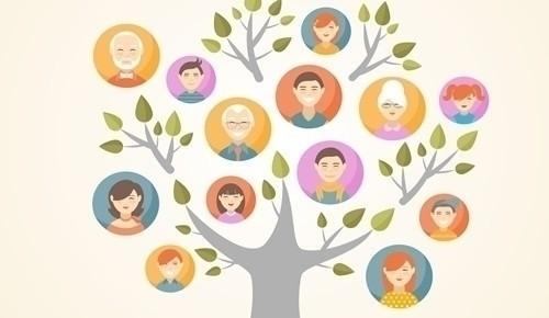 Cómo hacer un árbol genealógico para niños