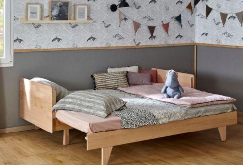 Ventajas de la cama nido para niños