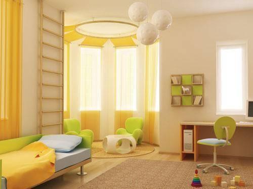 Feng Shui en la habitación de los niños