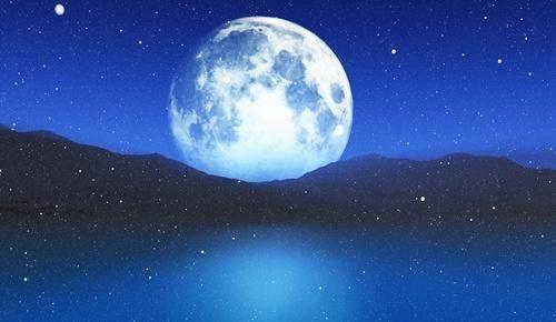 Nombres de niño relacionados con la luna