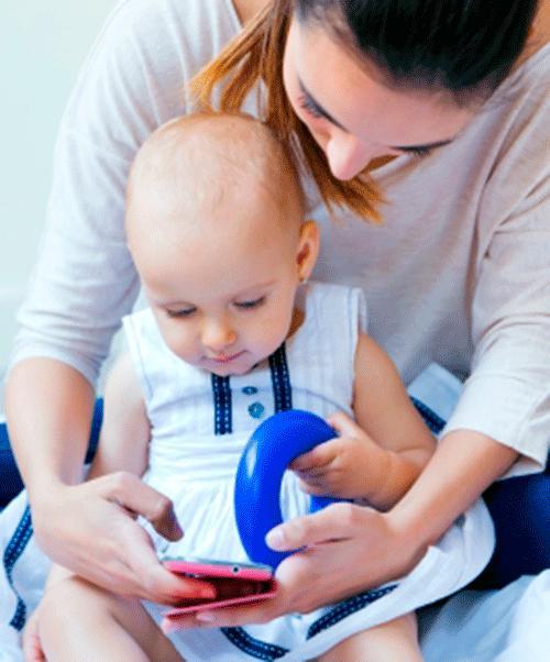 ¿por qué los bebés esconden las cosas?