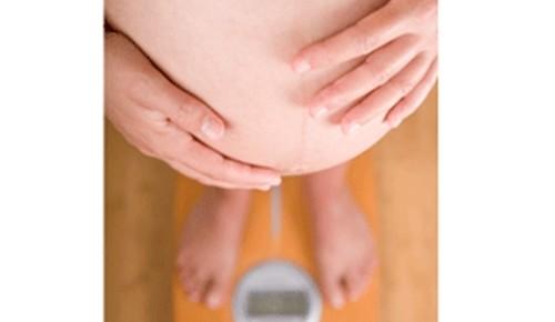 Peso en el embarazo mes a mes