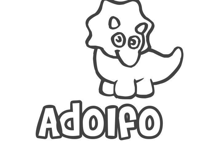 Nombre de Niño Adolfo, significado y origen de Adolfo - TodoPapás ...