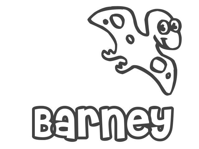 Nombre de Niño Barney, significado y origen de Barney - TodoPapás ...