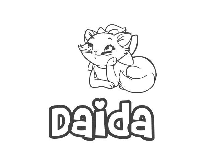Resultado de imagen de DAIDA