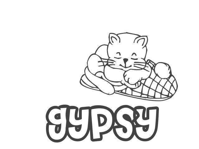 Nombre de Niña Gypsy, significado y origen de Gypsy - TodoPapás ...