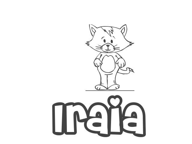 Nombre de Niña Iraia, significado y origen de Iraia - TodoPapás ...