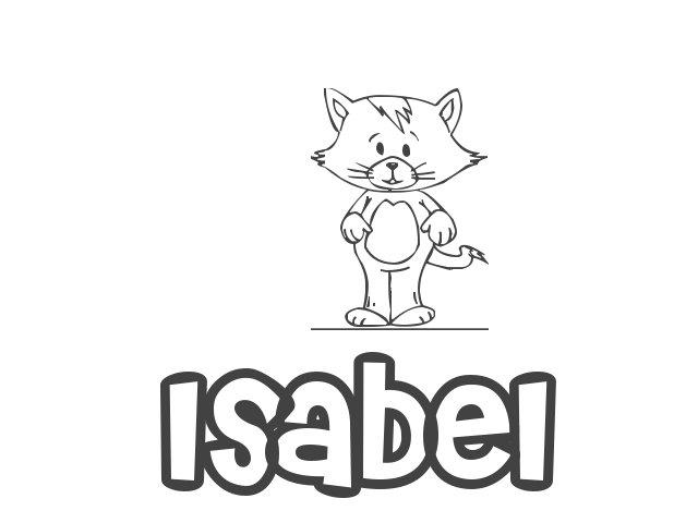 Nombre de Niña Isabel, significado y origen de Isabel - TodoPapás ...