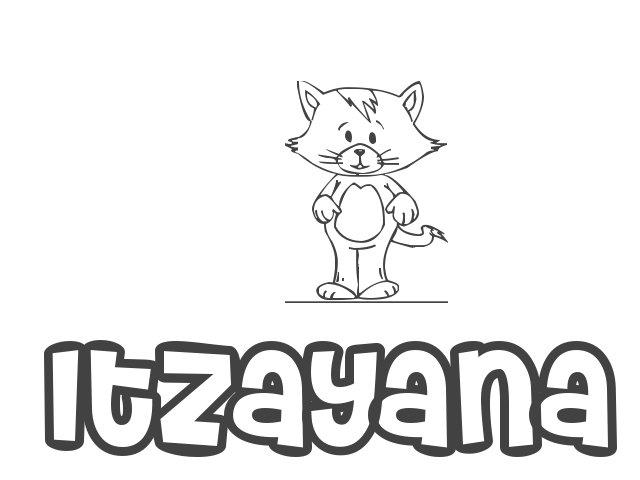 Nombre de Niña Itzayana, significado y origen de Itzayana ...