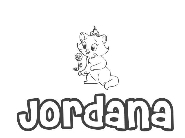 Nombre de Niña Jordana, significado y origen de Jordana - TodoPapás ...